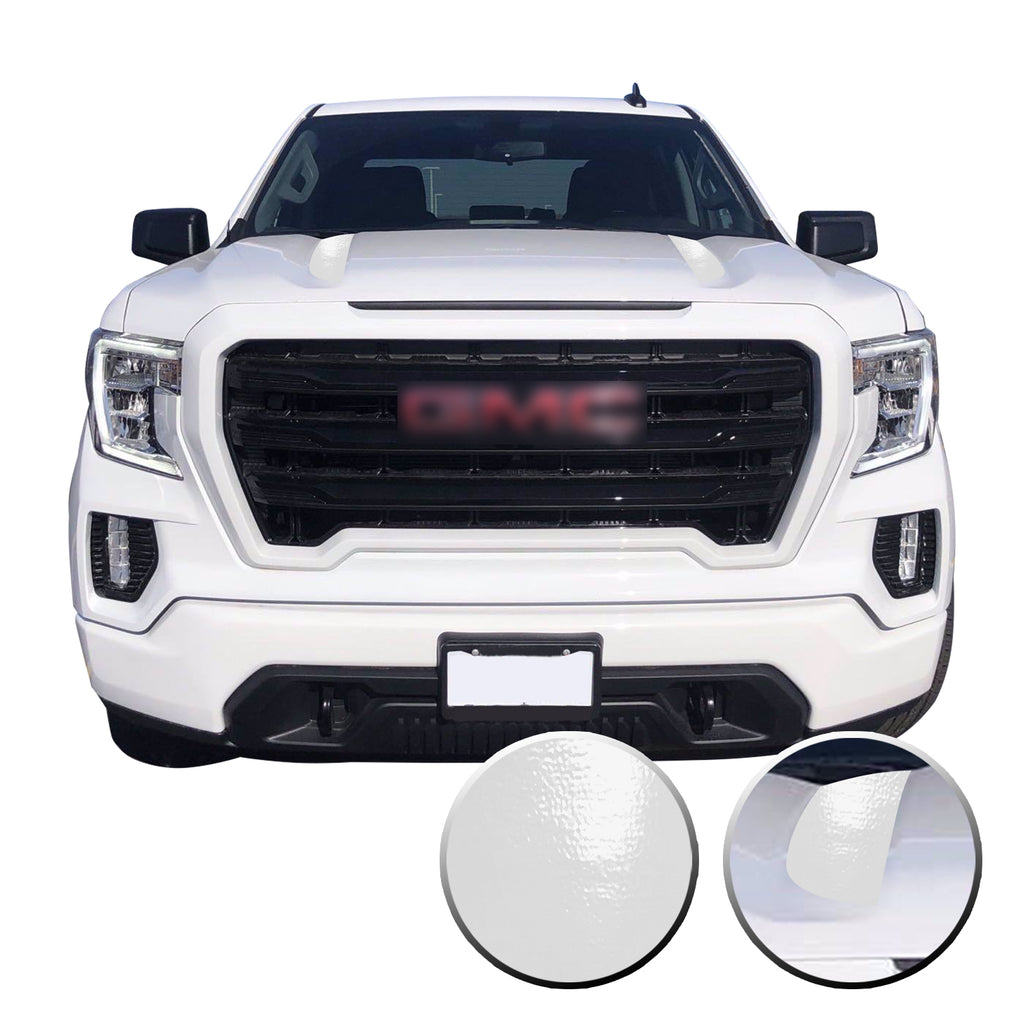 2020 GMC Sierra Hood Spear Vinyl Decals