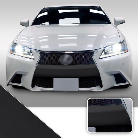 GS350 GS450h Bumper Fascia Blackout 2013-2015