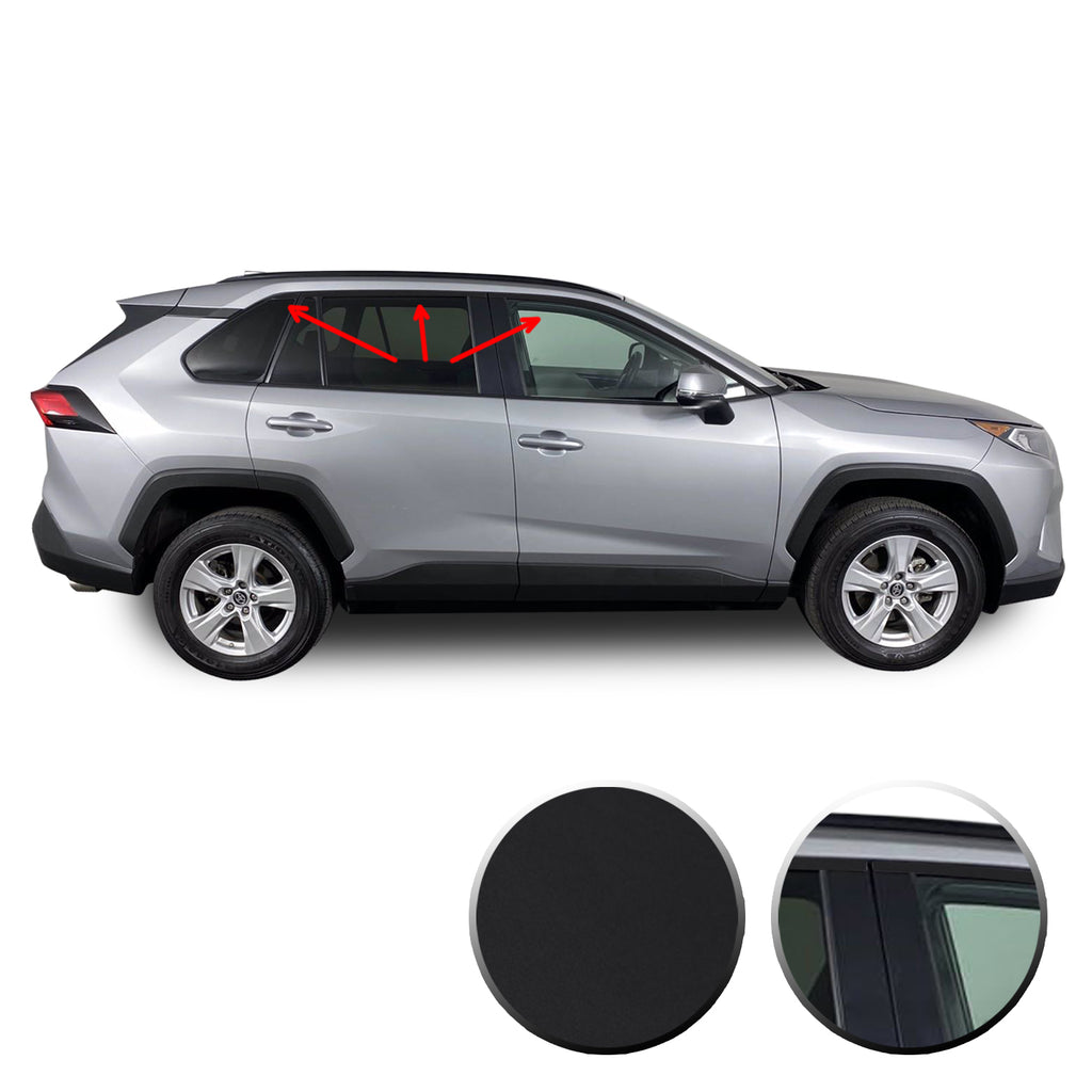 RAV4 Window Delete 2019-2020