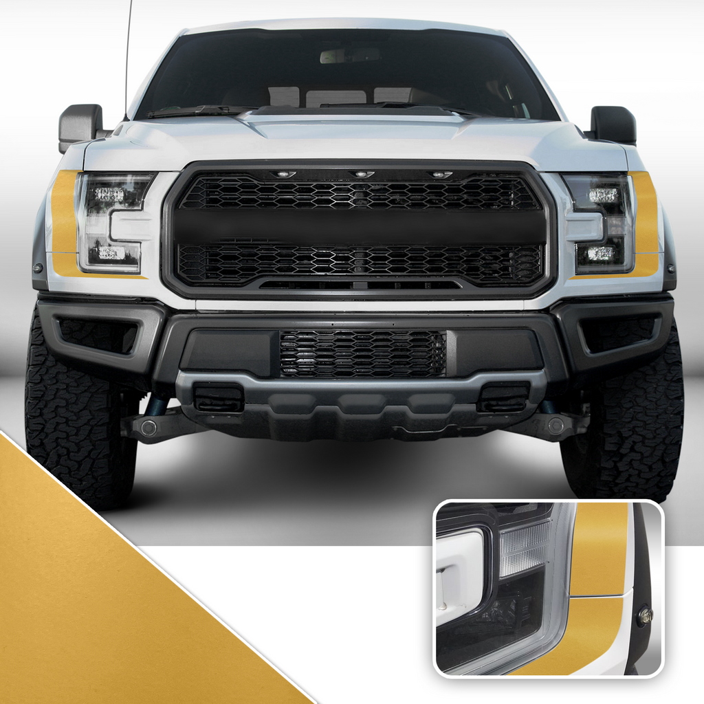 Raptor F-150 Headlight Accent 2018+