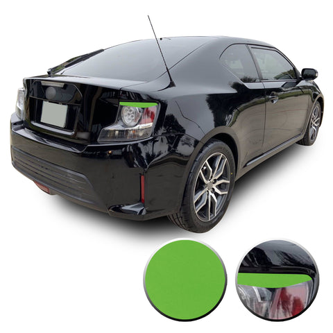 2014-2016 Scion tC Tail Light Eyelid Overlay