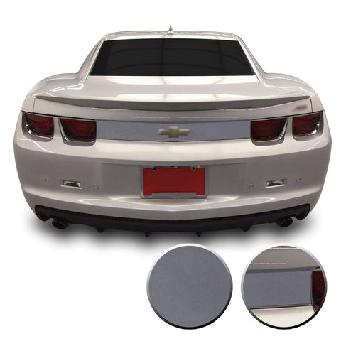 Trunk Rear Decklid Trim Graphic Vinyl Decal Compatible with Chevy Camaro 2010 2011 2012 2013
