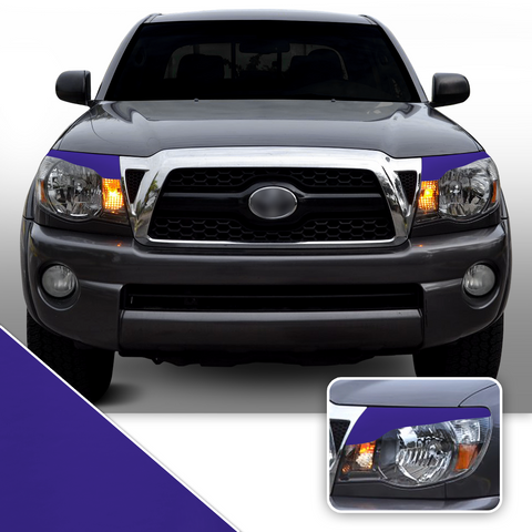 Tacoma Headlight Eyelid Accent 2005-2011