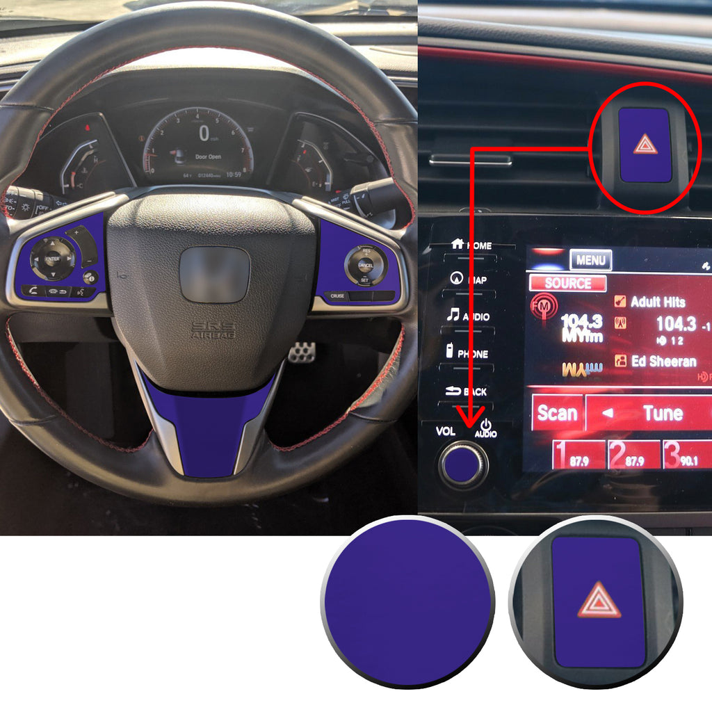 Civic Interior Combo Set 2016-2020