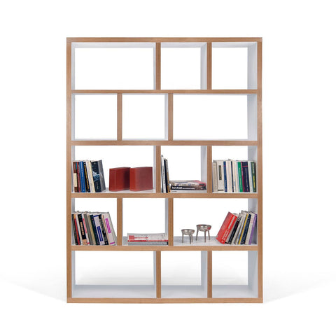 cubby by bookcases storage modular white cube design simple pin bookcase