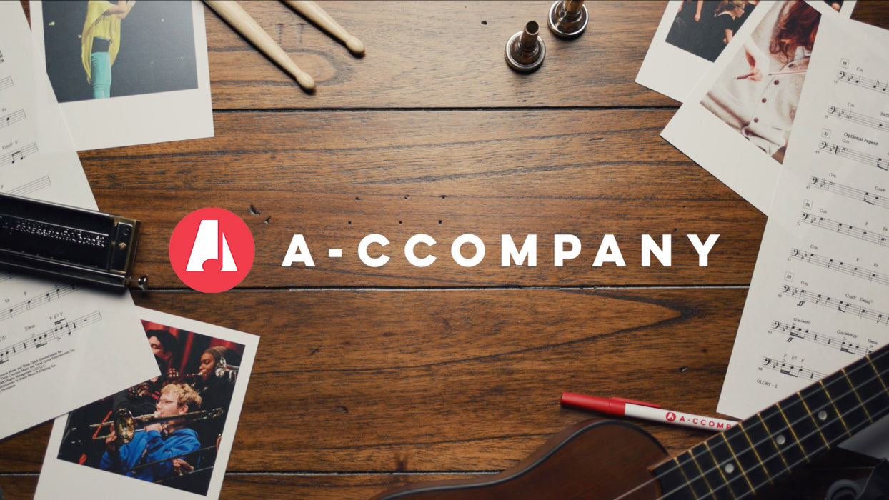 A-ccompany | With You Every Step and Half Step of the Way