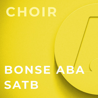 Bonse Aba - SATB (Arr. Andrew Fischer)