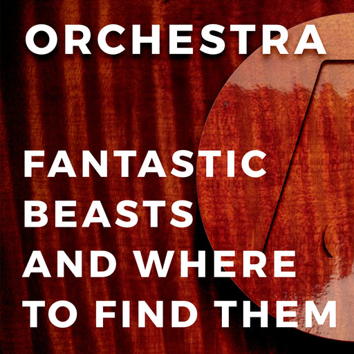 Fantastic Beasts and Where to Find Them (Arr. by Bob Phillips)