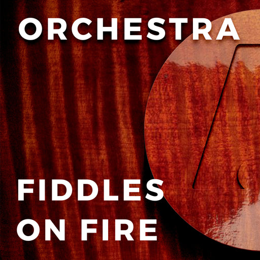 Fiddles on Fire (Mark Williams)