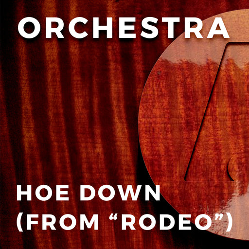 "Hoe Down (from ""Rodeo"") (Arr. by Stephen Bulla)"