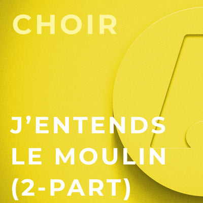 J'entends le Moulin - 2 part (Donald Patriquin)