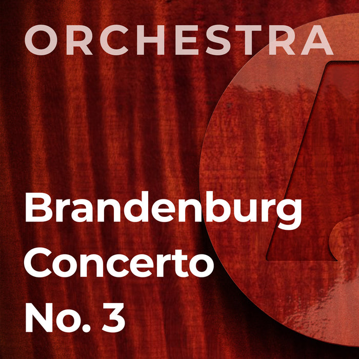 Brandenburg Concertos No. 3 (Arr. by Richard Meyer)