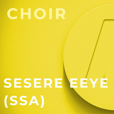 Sesere Eeye - SSA (Mark O'Leary)
