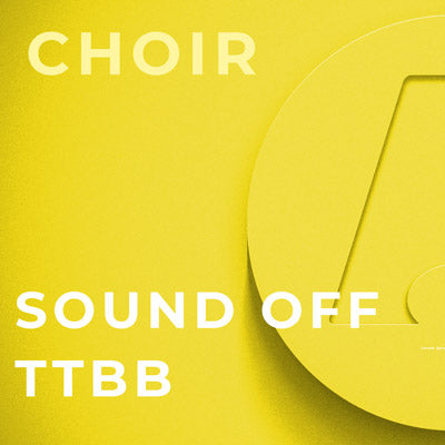 Sound Off - TTBB (Paul Rardin)