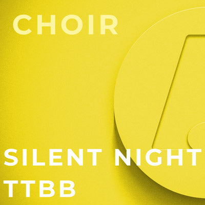 Silent Night - TTBB (Arr. Mack Wilberg)