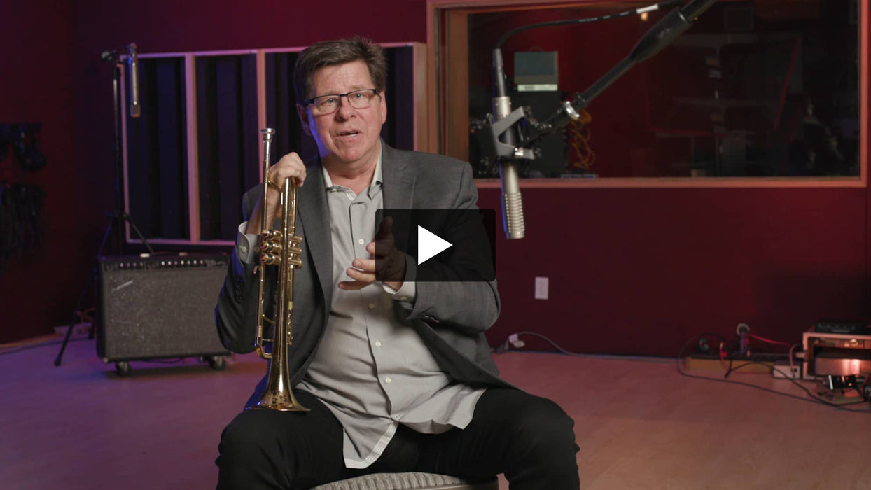 Wayne Bergeron | A-ccompany | All Access Jazz | Mentored by the Masters