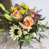Marvelous Middle ~ Vase Arrangement