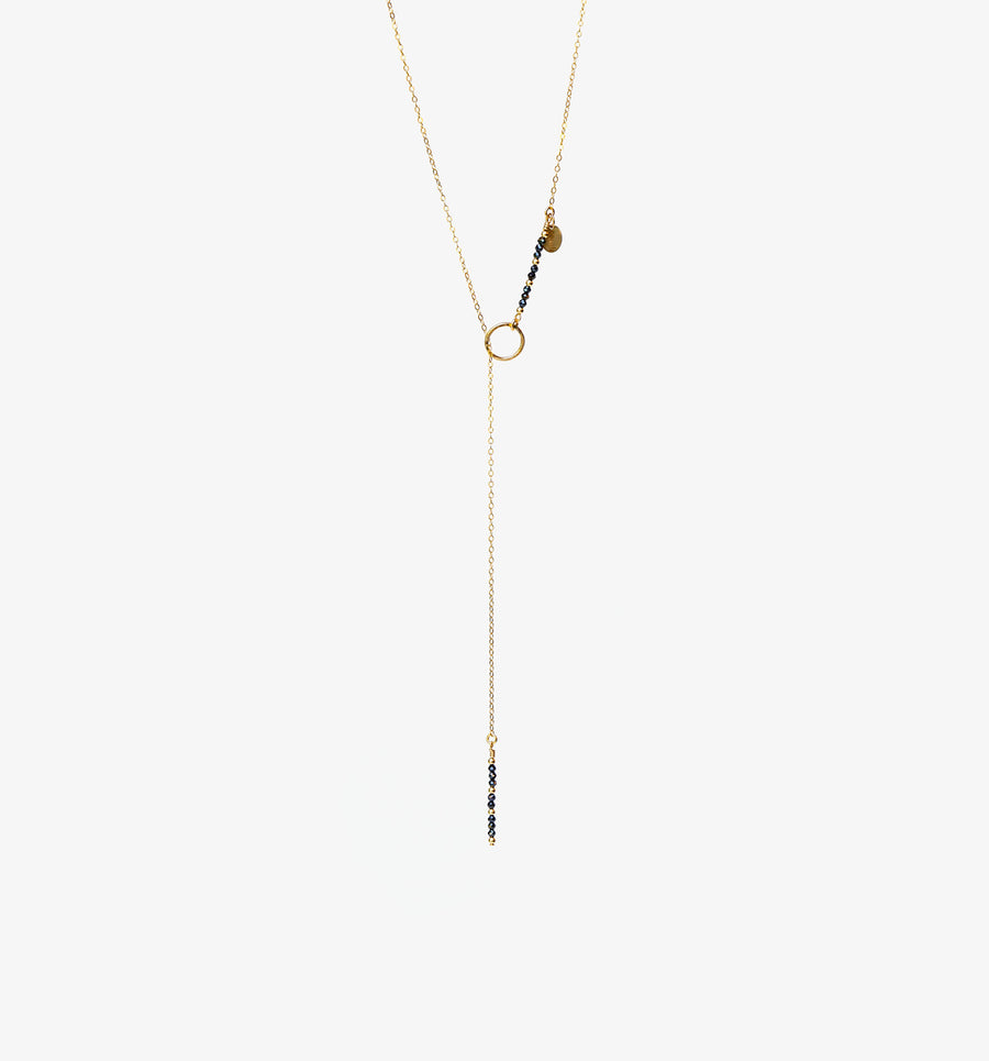 Eevie Necklace ~ Spinel