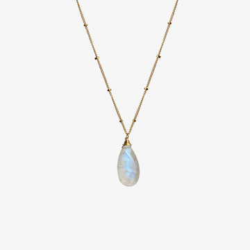 Adissa Necklace ~ Moonstone