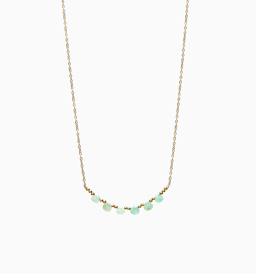 Caprice Necklace ✧ Amazonite