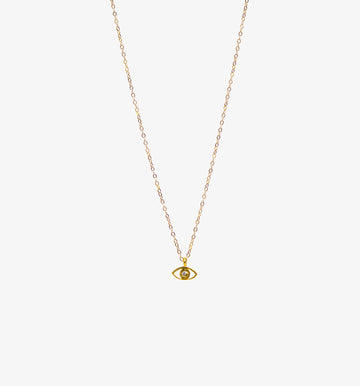 Petite Evil Eye Necklace