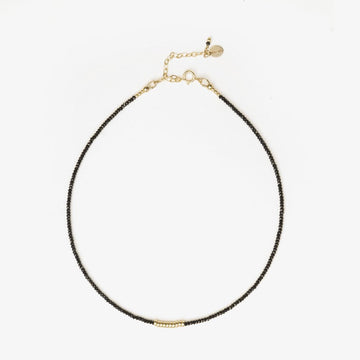Tosca Choker Necklace ~ Spinel