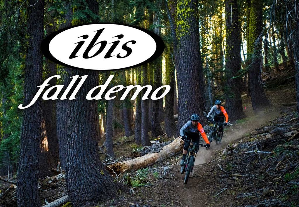 Ibis Demo Event Thursday November 21, 2019!