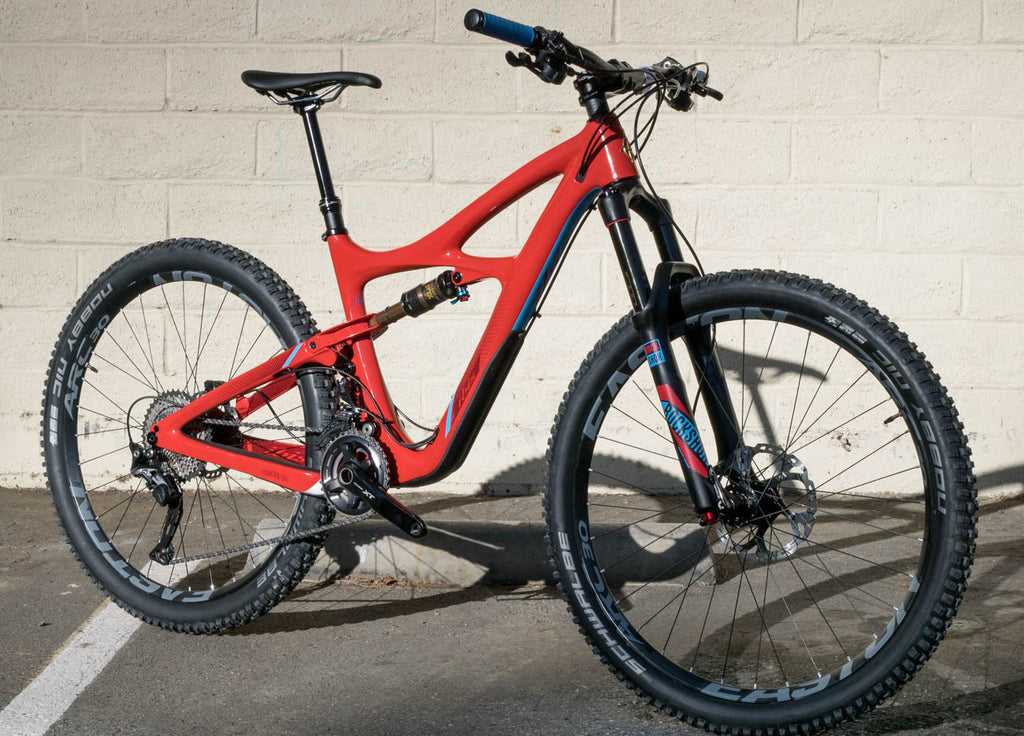 Justin Reviews New Ibis Mojo 3