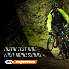 Justin Rides & Reviews The New Ibis Ripmo