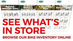 Browse our stock bikes online