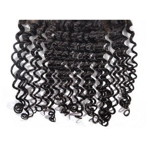 Hair On Weft Jerry Curl
