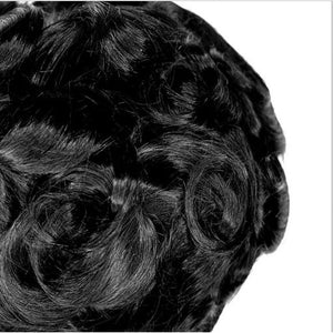 Body Curl Full Lace Toupee