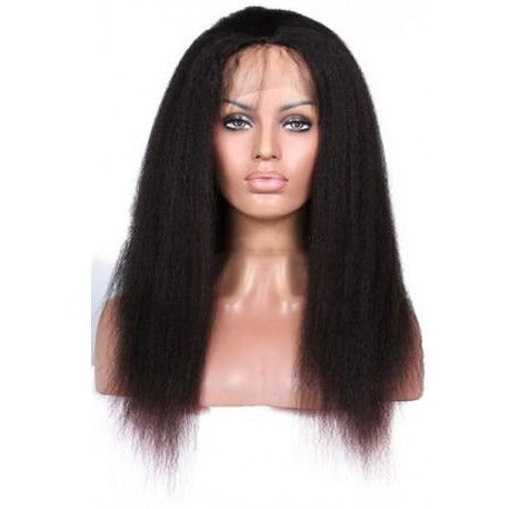 360 Kinky Straight Lace Frontal