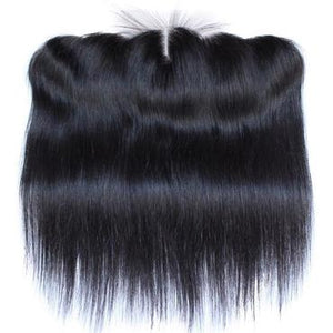 Raw Straight Human Hair Lace Frontal