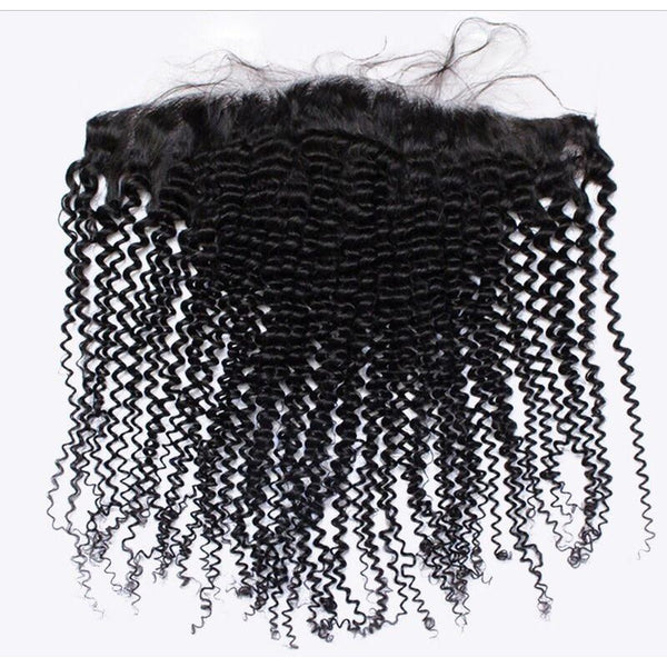 Kinky Curly Lace Frontal