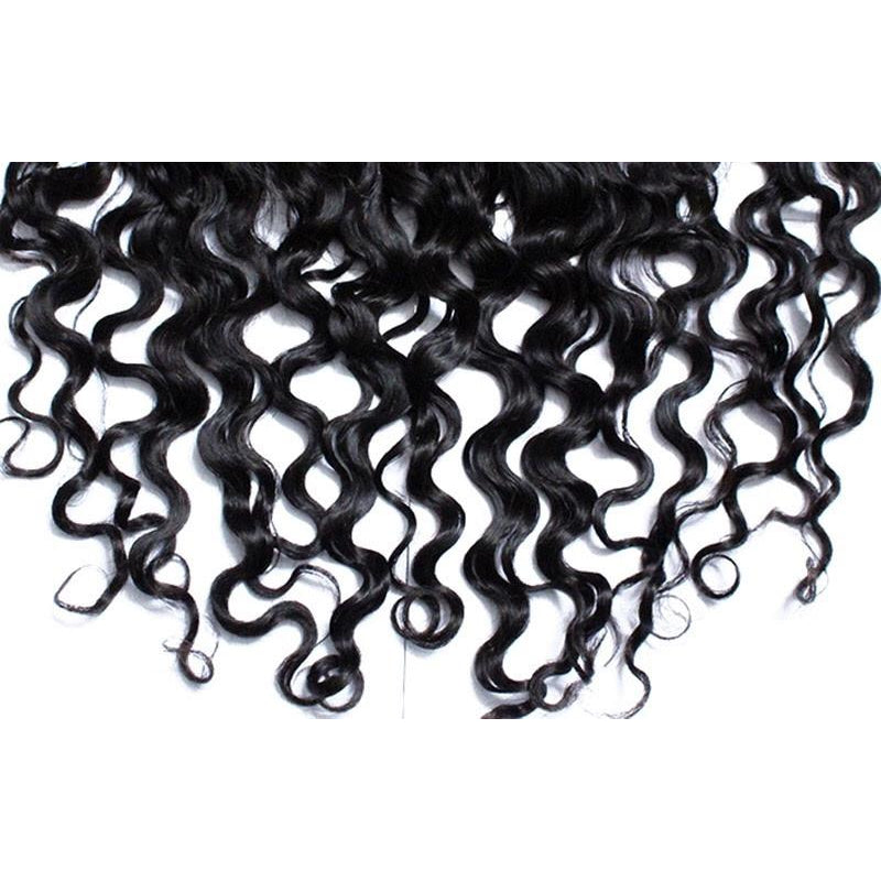 Hair On Weft Water Wave