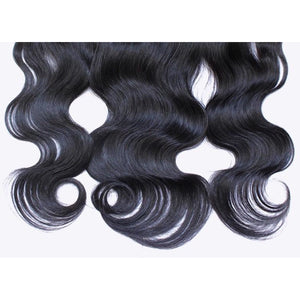 Hair On Weft Body Wave