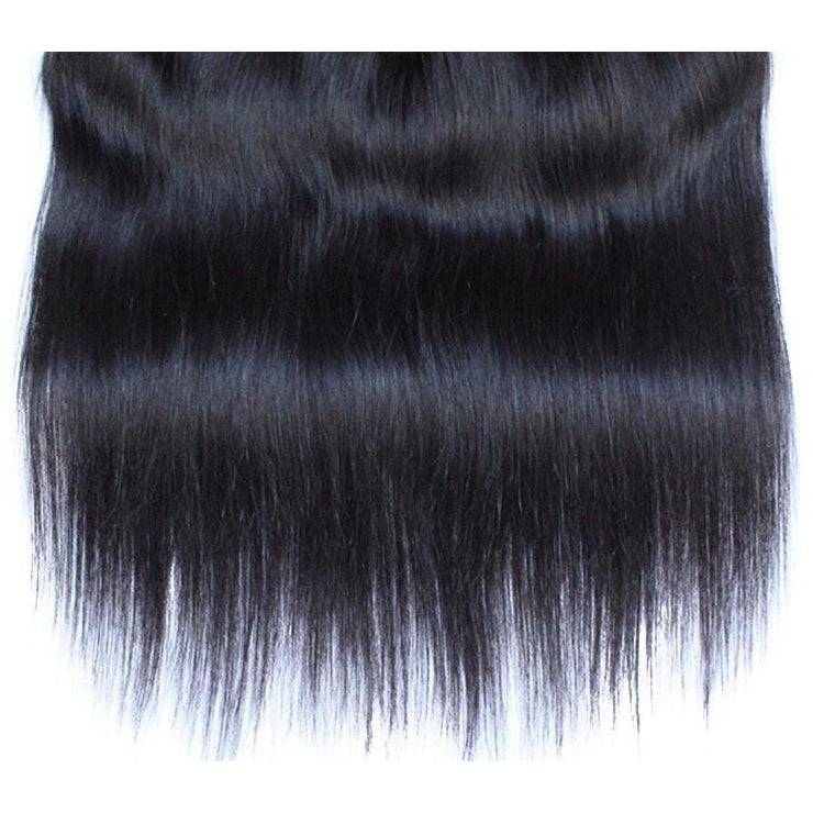 Hair On Weft Silky Straight
