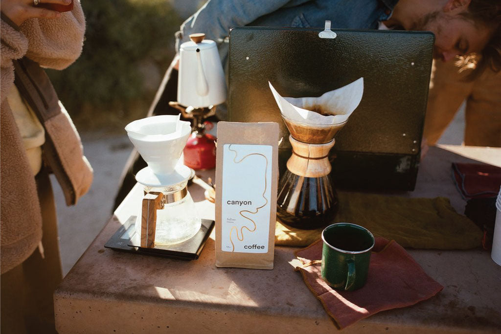 Our Favorite Ways to Make Coffee While Camping