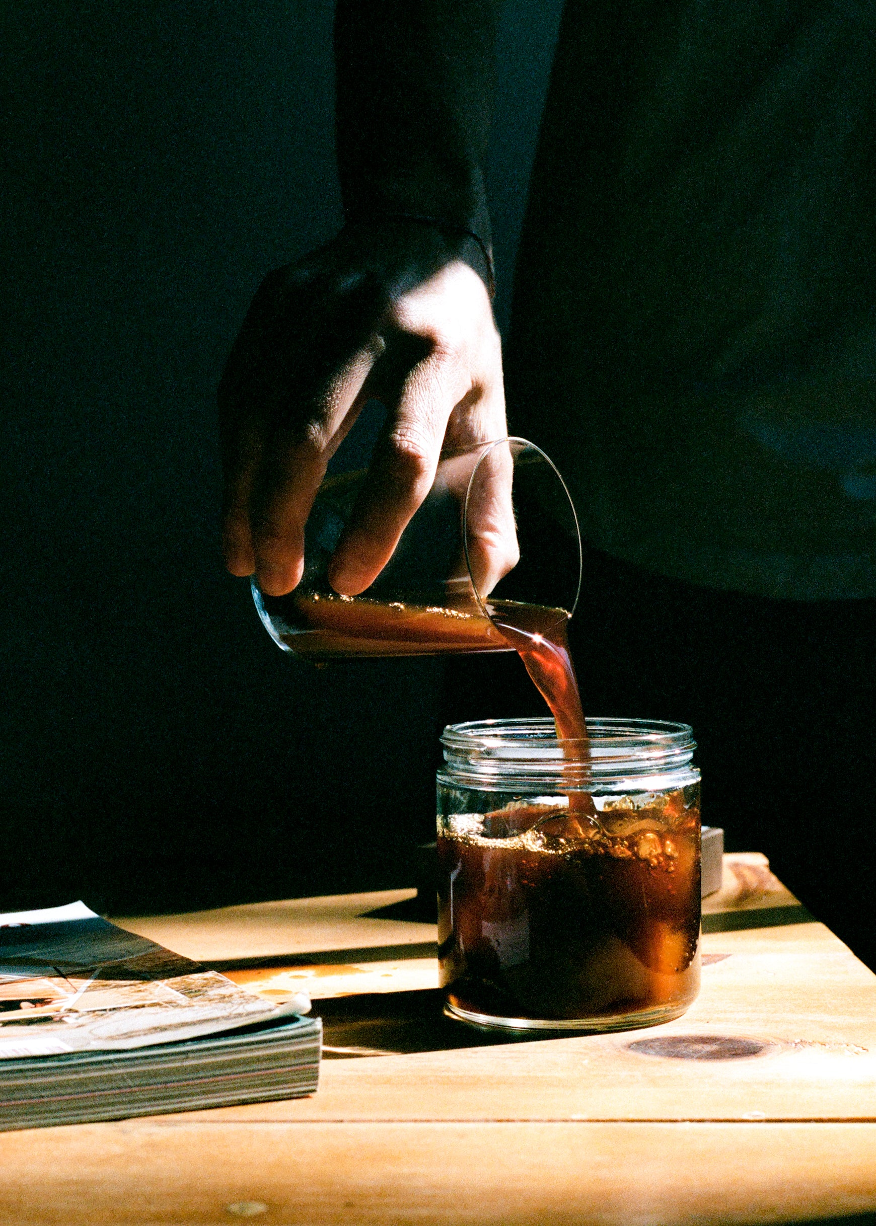 Canyon Instant iced coffee