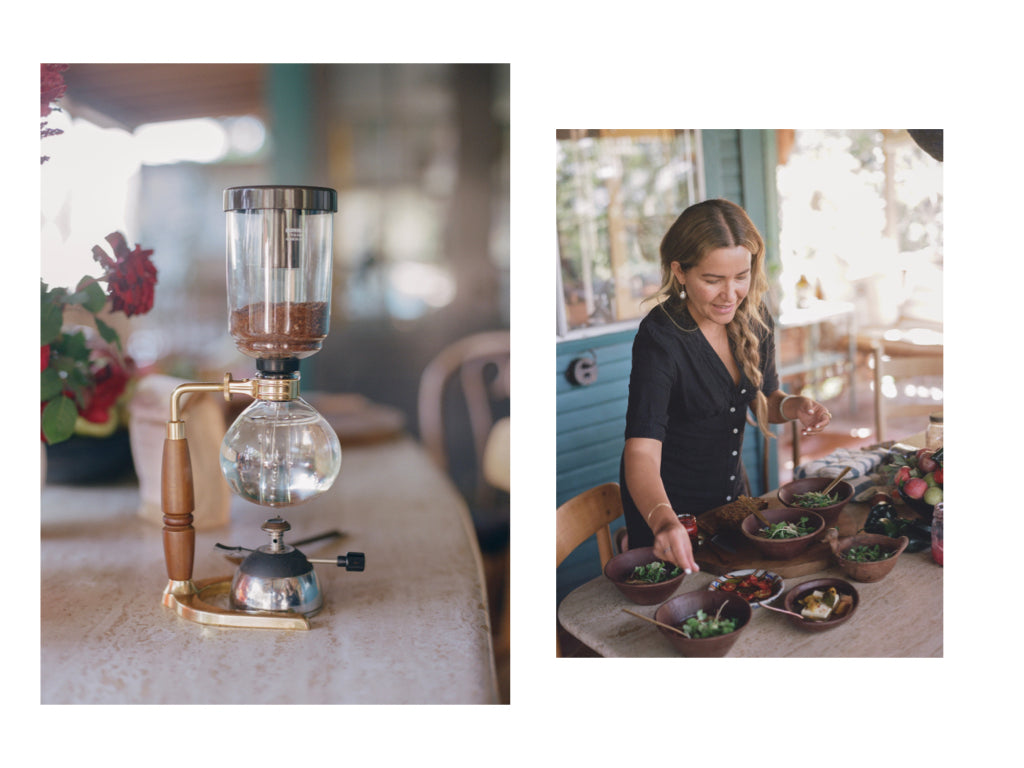 Coffee siphon | Photo by Justin Chung