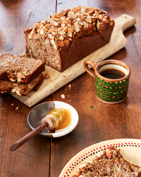 Activist Manuka Honey Coconut Banana Bread | Canyon Coffee