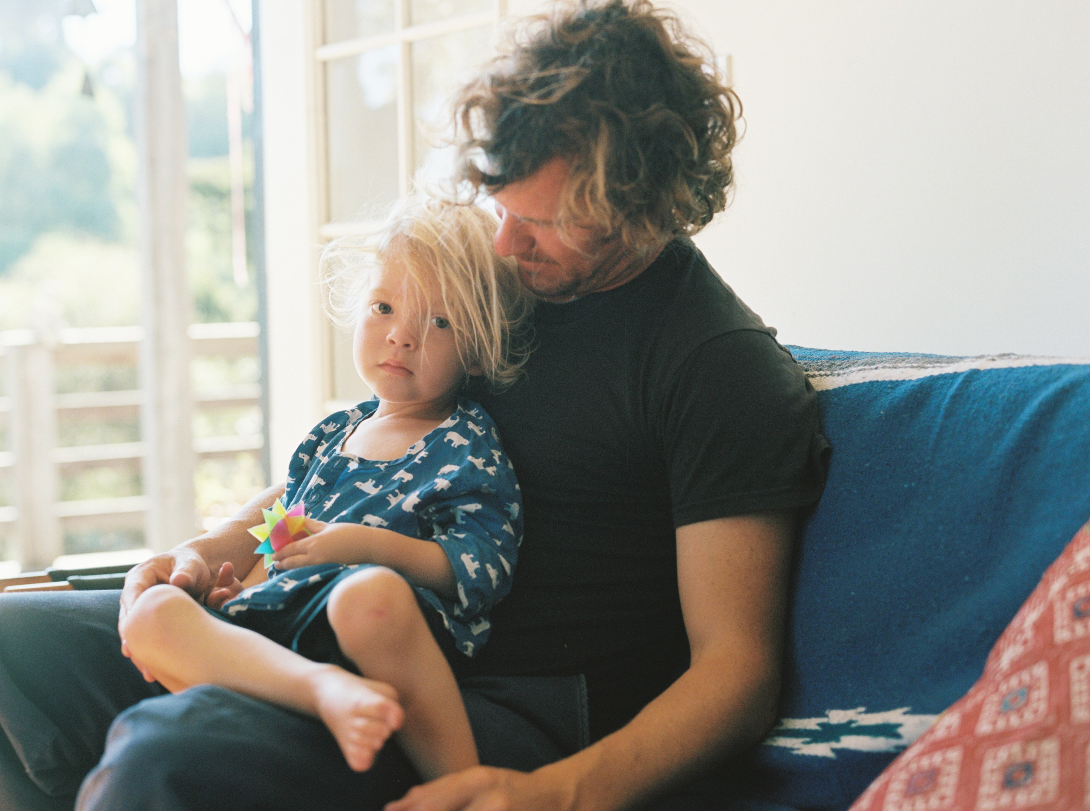 Luke Harwood and son, Cisco - Activist Manuka Honey with Canyon Coffee