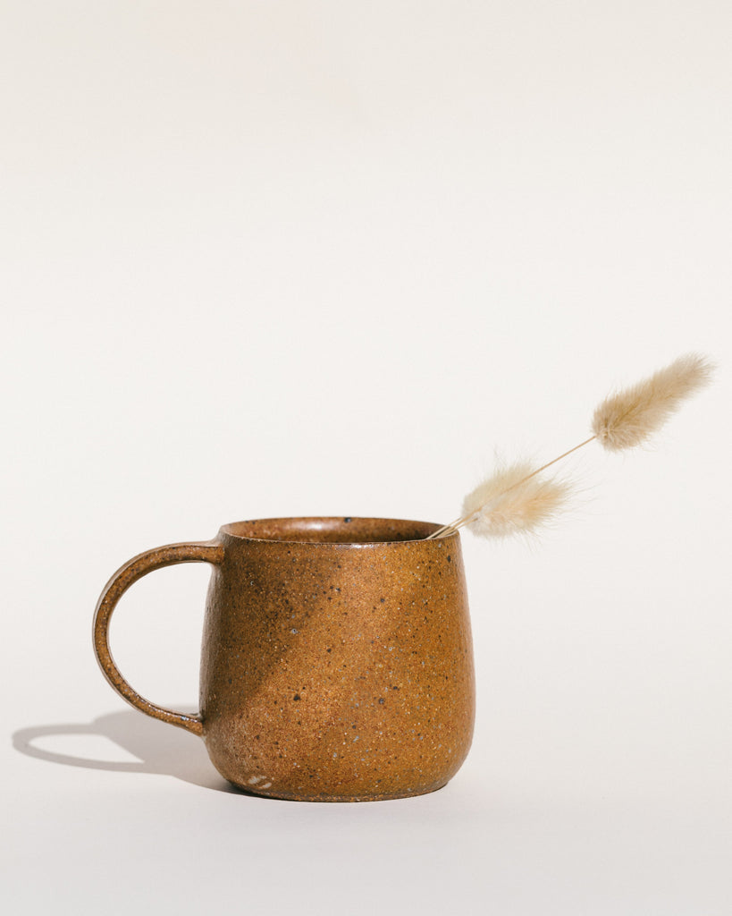 Ceramic mug with prairie grass | Canyon Coffee