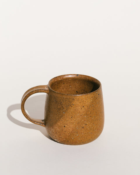 Alison Andersson ceramic mug in brown | Canyon Coffee