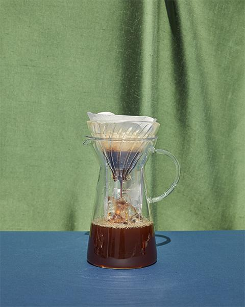 Iced coffee pour over kit | Canyon Coffee
