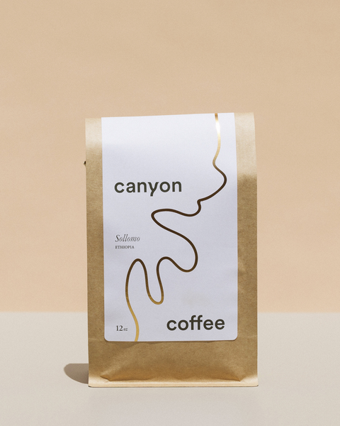Sollomo, Ethiopia by Canyon Coffee