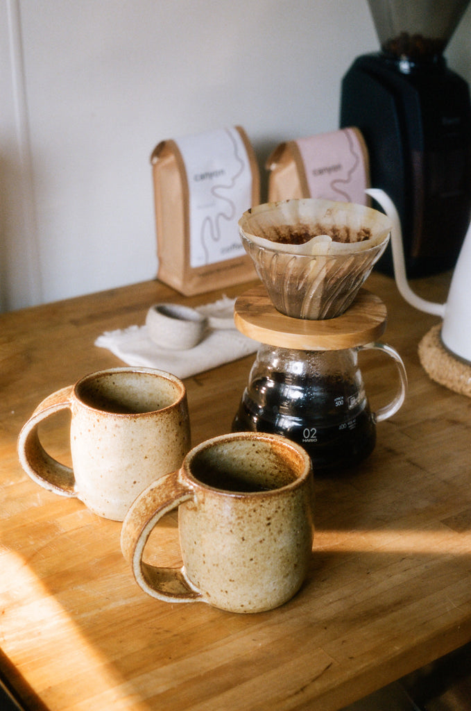 Sequoia Mug in Brown by Salamat