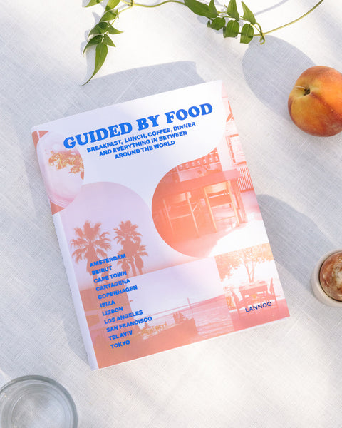 Guided By Food travel book