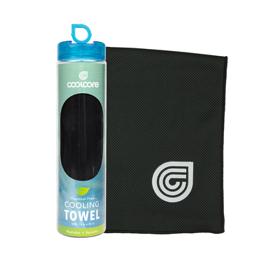 Chill Towel - Black